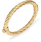 Tory Burch Twisted Rope Hinge Bracelet