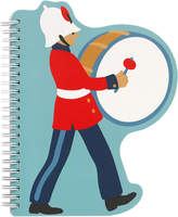 Cath Kidston Marching Band Novelty Note Pad