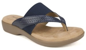 Rialto Bumble Thong Sandals Women's Shoes