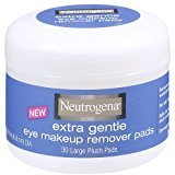 Neutrogena Extra Gentle Eye Makeup Remover Pads -- 30 Pads - 2pc