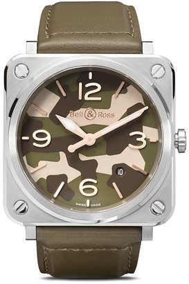 Bell & Ross BR-S Green Camo 39mm