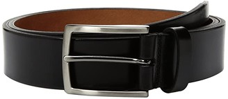Trafalgar Enrico (Black) Men's Belts