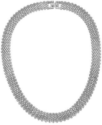 Genevive Silver Necklace
