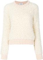 Carven fluffy jumper - women - Acrylic/Polyamide/Viscose/Alpaca - S