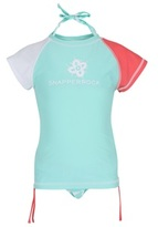 Snapper Rock Bikini And Rash Vest UPF 50+ Set