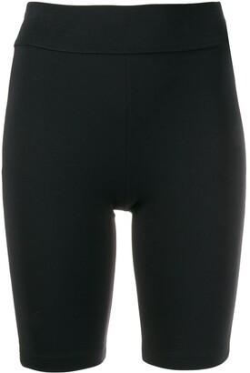 NO KA 'OI Glitter Side Stripe Cycling Shorts