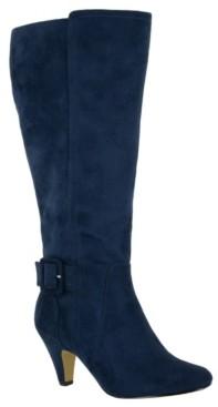 Bella Vita Troy Ii Wide Calf Tall Dress Boots Women's Shoes