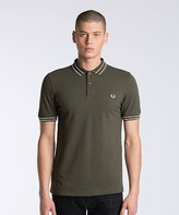 Fred Perry Tram Tipped Polo Shirt