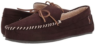 Polo Ralph Lauren Markel IV Slipper (Chocolate) Men's Shoes