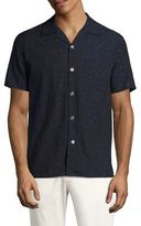 Theory Havana Short Sleeve Shirt