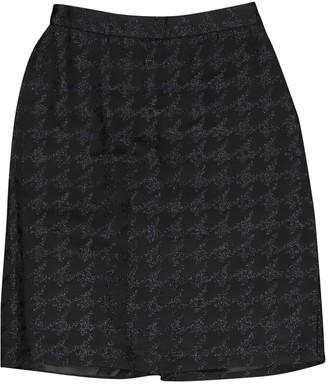 CNC Costume National Black Shorts for Women
