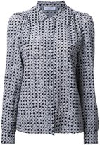 Sonia Rykiel 'Portraits' printed shirt - women - Silk - 38
