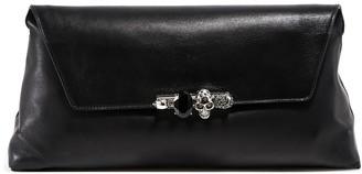 Alexander McQueen Jewelled Clutch Bag