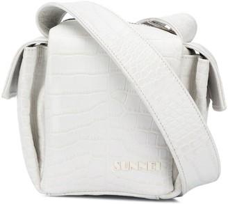 Sunnei Cubetto shoulder bag
