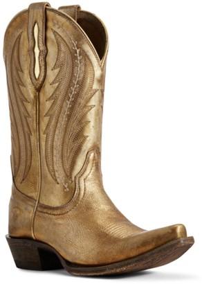 Ariat Metallic Tailgate Western Boot