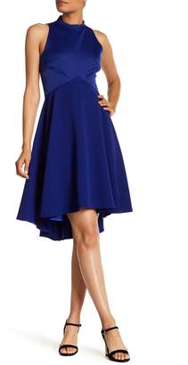 Ted Baker High/Low Hem Dress