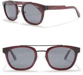 Quay Coolin 43mm Sunglasses