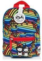 Babymel BabymelTM Zip & Zoe Rainbow Mini Backpack