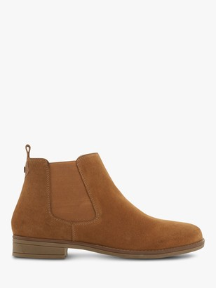 Dune Prompted 2 Suede Ankle Boots
