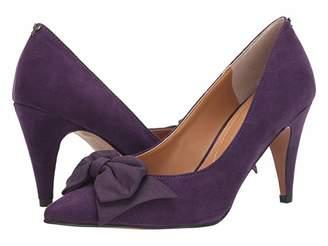 J. Renee Idrease (Black Suede) High Heels