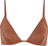 Melissa Odabash Bali Bikini Top - Bronze