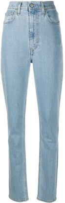 Helmut Lang High-Waisted Jeans