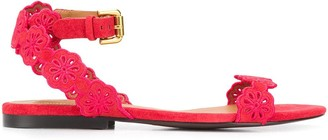 See by Chloe Floral Strap Sandals