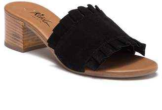 Rebels Demi Ruffle Band Sandal