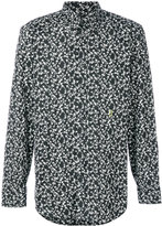 Marc Jacobs pin print shirt - men - Cotton - 46