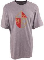 Nike Men's San Francisco 49ers Retro Logo T-Shirt