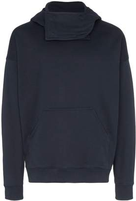 J.W.Anderson wrap-neck hoodie