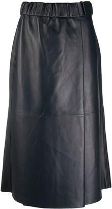 Acne Studios Lambskin Skirt