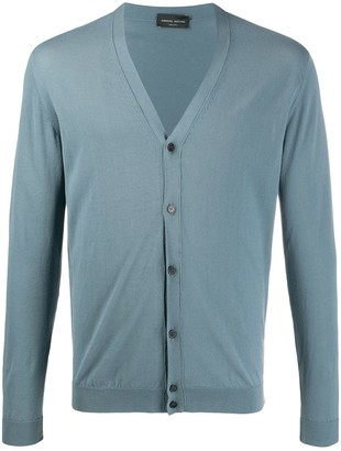 Roberto Collina Button-Down Cardigan