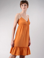 Twelfth Street by Cynthia Vincent Ruffle Slip Dress