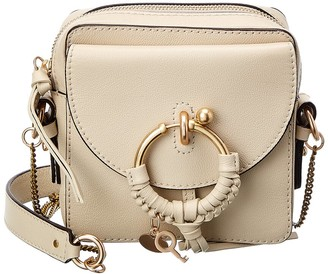 See by Chloe Joan Leather Camera Bag