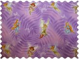 Tinkerbell SheetWorld Fairies & Butterflies Fabric - By The Yard - 101.6 cm (44 inches)