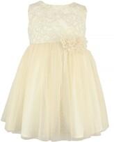 Popatu Lace Bodice Tulle Dress