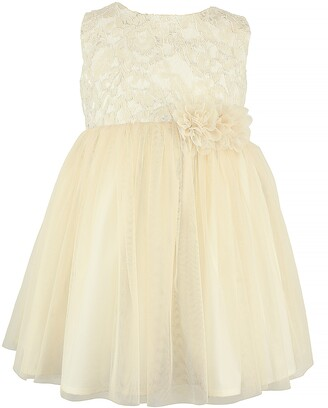 Popatu Lace Bodice Tulle Dress