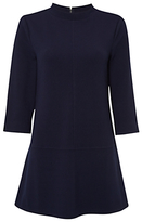 White Stuff Picture Perfect Jersey Tunic Dress, Navy