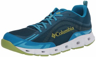 Columbia Men's Drainmaker IV Multi-Sport Shoes Grey (City Grey Mountain Red 023) 7 UK