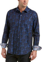 Robert Graham Hiddenview Classic Fit Woven Shirt