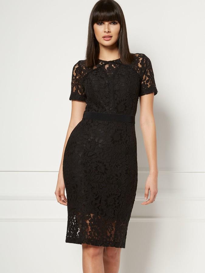 New York & Co. Irenka Lace Sheath Dress - Eva Mendes Fiesta Collection
