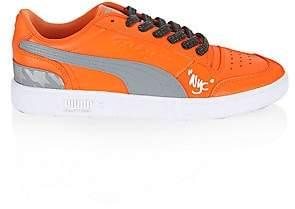 Puma Men's Ralph Sampson x Detour Leather Sneakers