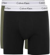 Calvin Klein Underwear - Two-pack Stretch-cotton Boxer Briefs