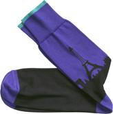 Johnston & Murphy Paris Skyline Socks