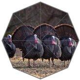 Sunrise ZY Contracted Wild Turkey Hunting Custom Foldable Umbrella The Portable
