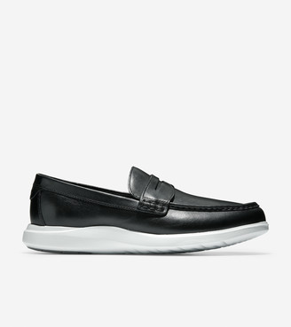 Cole Haan Grand Plus Essex Wedge Penny Loafer