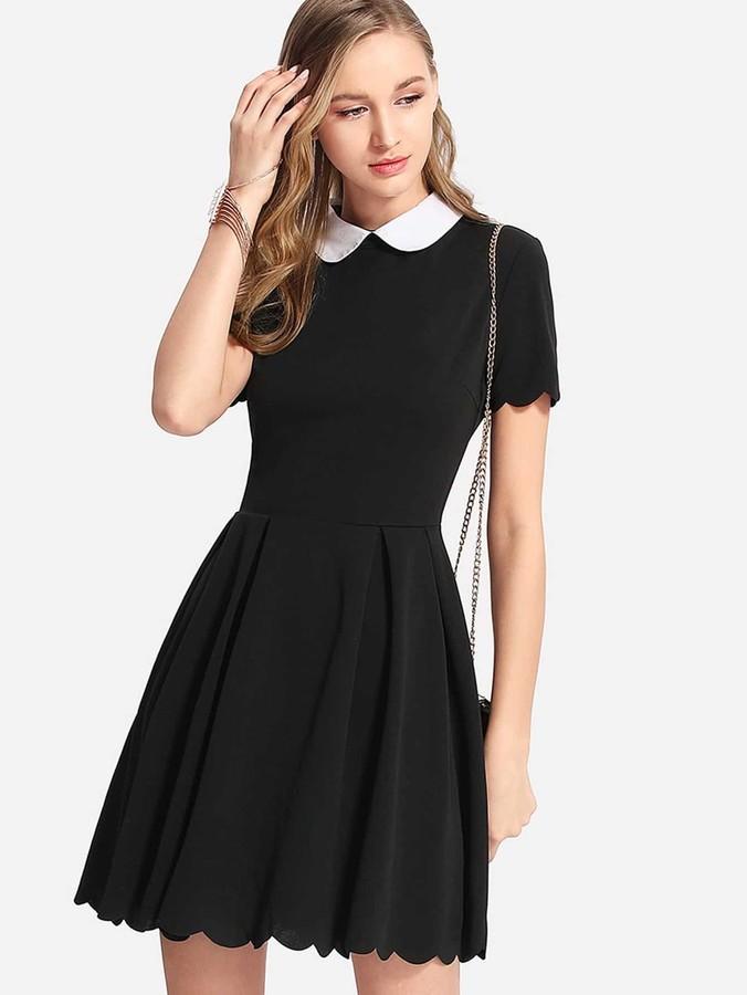 733b4b980e3 Peter Pan Collar Dress - ShopStyle
