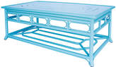 Selamat Regeant Outdoor Coffee Table - Blue