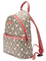 Gucci Girl's GG Flowers Backpack